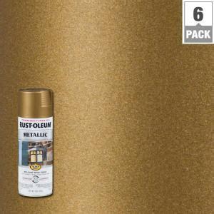 home depot spray paint bronze rust oleum stops rust 11 oz chagne bronze protective