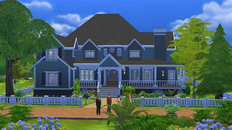 4 family homes lacey loves sims caroline place
