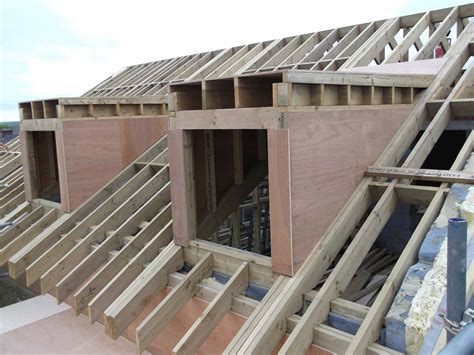 Dormer Roof Framing Loft Conversion Dormer With Doors Search