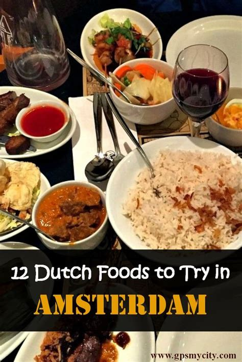 Your 5 Step Guide To Traditional Foods by Amsterdam And Traditional On