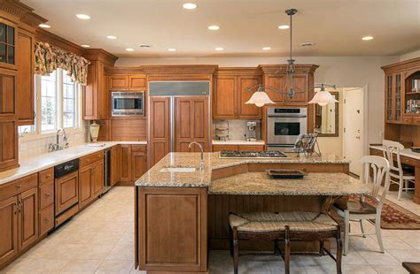 granite kitchen islands with breakfast bar beautiful kitchen islands with bench seating designing idea