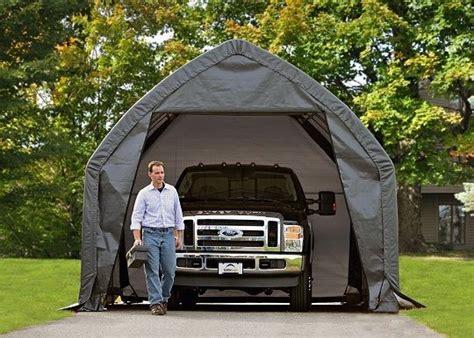 Truck Carport Shelterlogic 13x20x12 Truck Suv Shelter Portable Garage