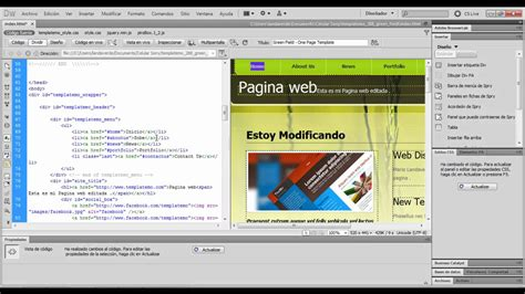 dreamweaver cs5 css tutorial web accessibility youtube tutorial dreamweaver cs5 editar paginas css de internet
