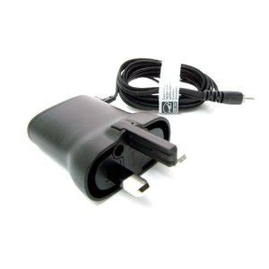 Charger Hp Nokia C3 genuine black mains home travel charger for nokia c3 01