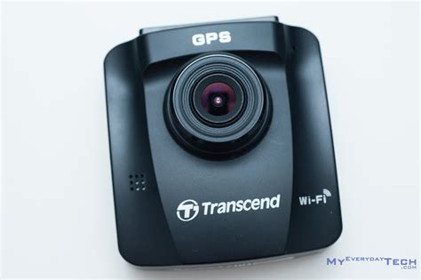 Transcend Drive Pro 16gbdp100 transcend drivepro 230 dashcam review a dashcam with innovative features