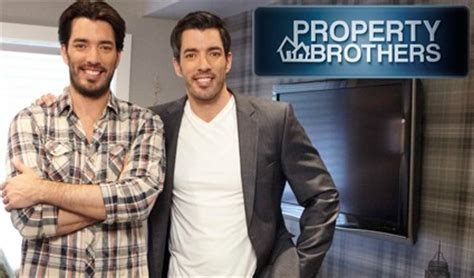 be on property brothers the scott brothers