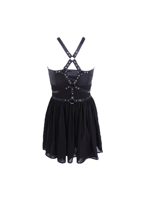 harness dress restyle harness dress attitude clothing
