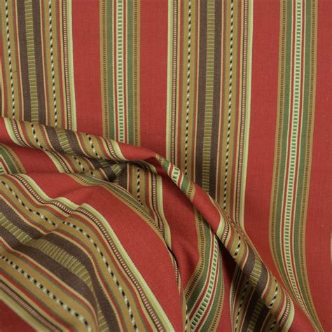 upholstery fabric southwest d2233 navajo 9 barn red striped southwest upholstery