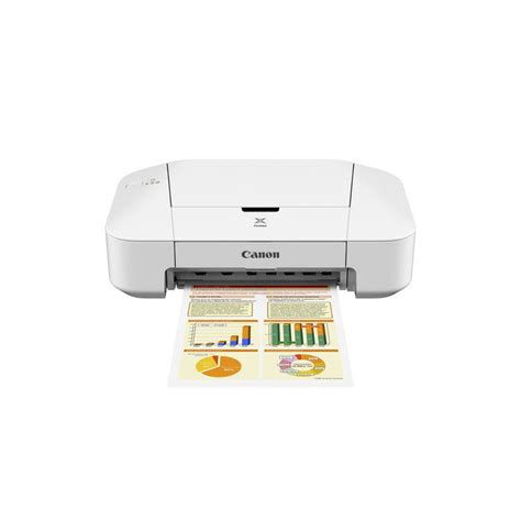 Printer Canon Pixma Ip2870 buy canon pixma ip2870 colour inkjet printer white