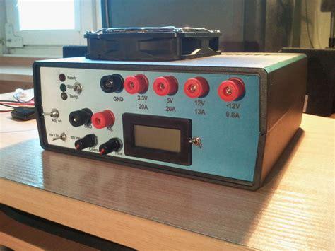 lm317 bench power supply lab bench power supply of atx power supply