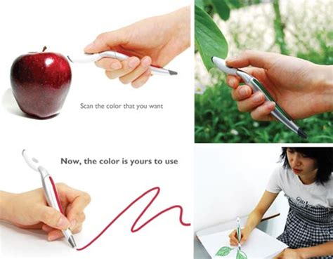 pen that scans color what s creative a color
