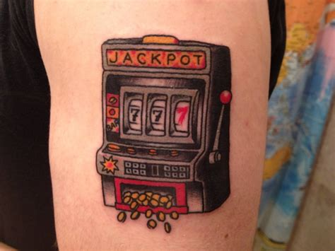 slot machine tattoo pin by ilona jautze hanssen on las vegas