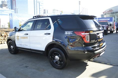 ford los angeles ford interceptor utility used by the los angeles