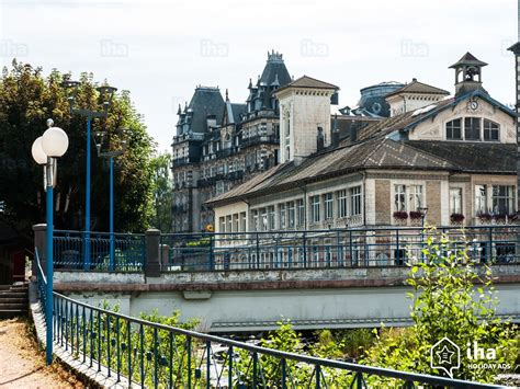 Location vacances La Bourboule, Location La Bourboule ? IHA