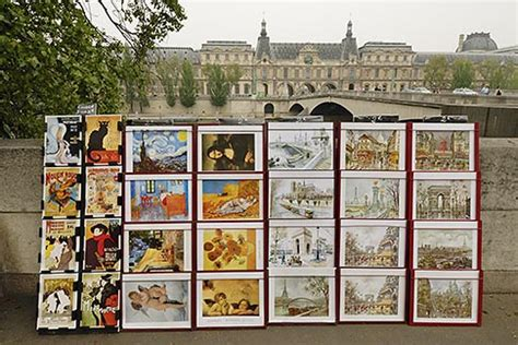 Left Bank Gift Card - france paris souvenir prints and cards left bank david sanger photography