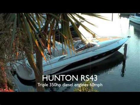 sahara movie boat hunton powerboats rs43 quot samurai quot youtube