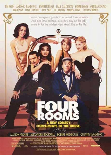 cast of four rooms four rooms trama e cast screenweek