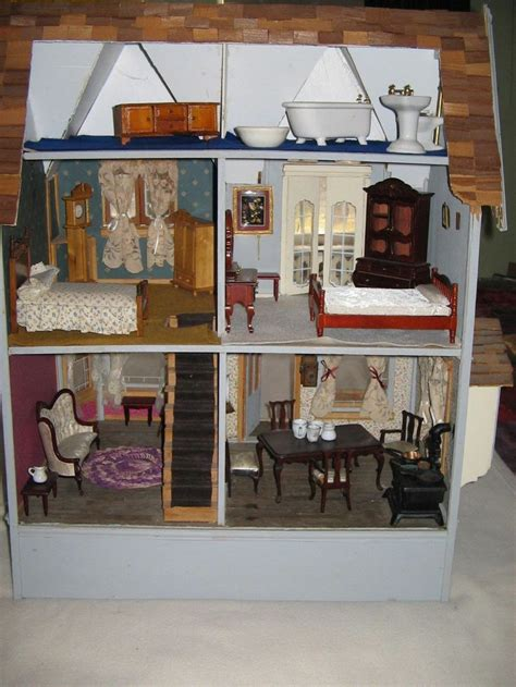 assembled doll houses 1000 images about miniature dollhouses on pinterest robins cottages and mini houses