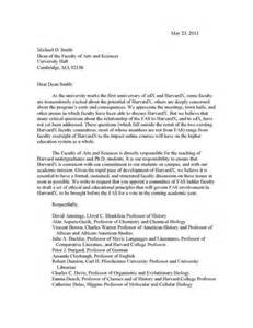 58 professors sign letter calling for faculty oversight of