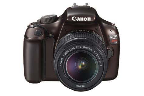 Canon Rebel T3 canon eos rebel t3 digital slr in new color variations freshness mag