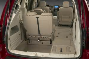 Chrysler Grand Voyager Seating Configuration 2007 Detroit Auto Show All New 2008 Dodge Grand Caravan