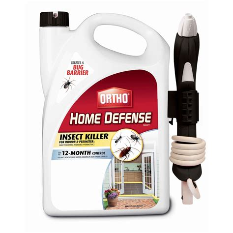 shop ortho 170 oz ortho home defense max pull n spray at