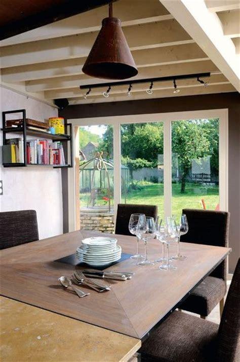 maison nature et bois 823 agrandissement de maison une extension en bois de 30 m2