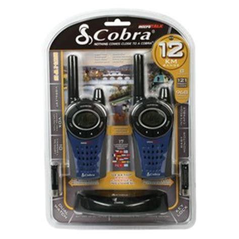 Vision Pro Vp 128 Cb talkie walkie cobra et accessoires walkie talkie radio