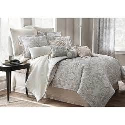 gray california king comforter