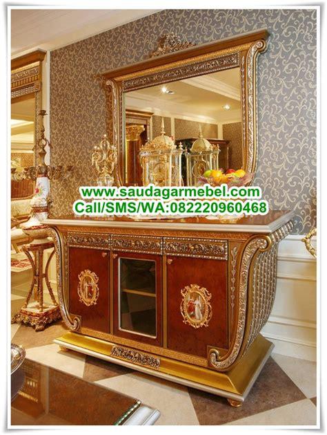 Meja Rias Palembang toko mebel jati jakarta meja konsul mewah eolo terbaru saudagar mebel