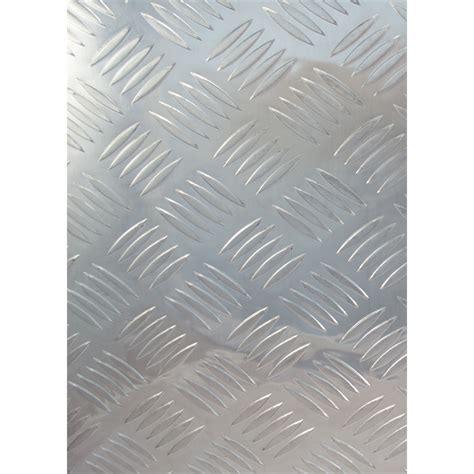 Plat Aluminium 5 X 300 X 500 Alumunium metal mate 300 x 600 x 2mm aluminium tread plate bunnings warehouse