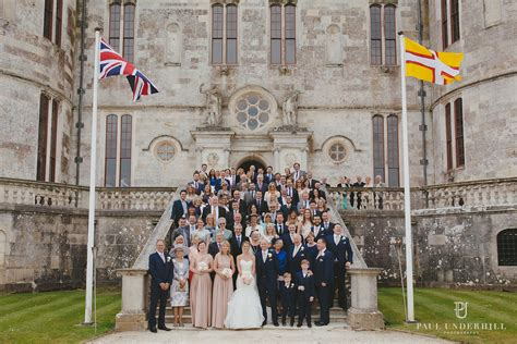Revow Wedding by Lulworth Castle Dorset Weddings Clare Preview