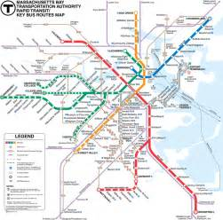 Boston Tube Map by Boston Subway System The First Subway System In The Us