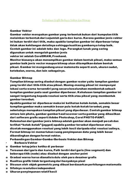 format file grafis vektor dan bitmap scottfiles blog