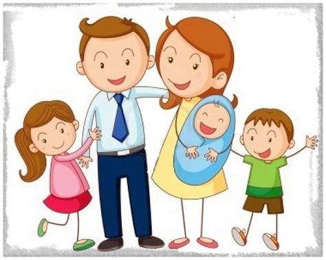 imagenes sarcasticas para la familia familia feliz animada www pixshark com images