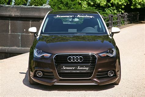 audi a1 parts senner tuning audi a1 1 4 tfsi with 165hp nordschleife