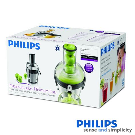 Philips Juicer Hr1871 philips hr1871 00 avance collection juicer 800w stainless