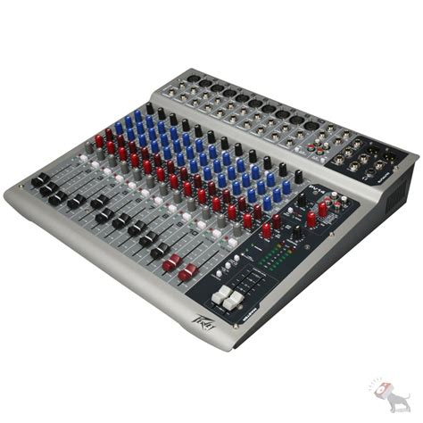 Mixer Audio Peavey peavey pv14 compact 12 channel mixer w built in dsp