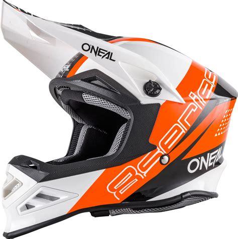 oneal motocross helmets o 180 neal 8series nano motocross helmets orange oneal helmets