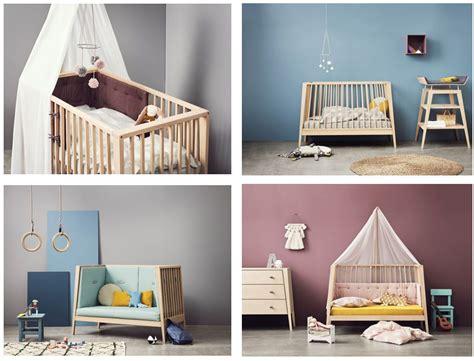 babybett design linea by leander babybett eiche www design de