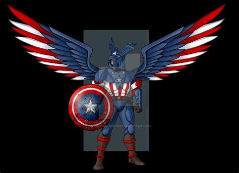 Captain America Patriot captain america patriot by nightwing1975 on deviantart