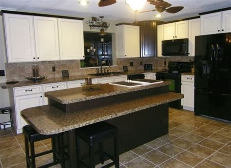 two tier kitchen island designs 19 best images about kitchen island on pinterest kitchen