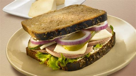 liverwurst sandwich recipe