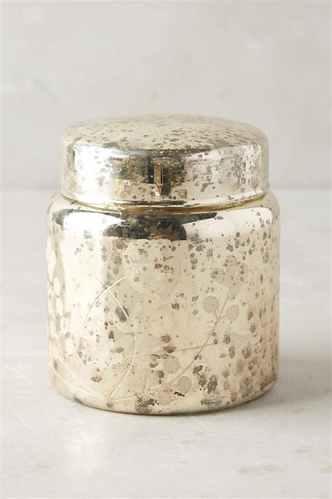 glass bathroom containers dappled glass bath container anthropologie