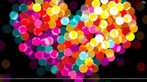 colorful wallpaper we heart it colorful heart backgrounds wallpaper cave