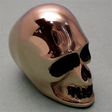 Jockey Shift Knobs by V Manufacturing Skull Shift Knob 601 318 J P
