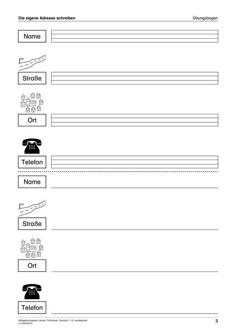 Musterbriefe B1 Prüfung Schreiben