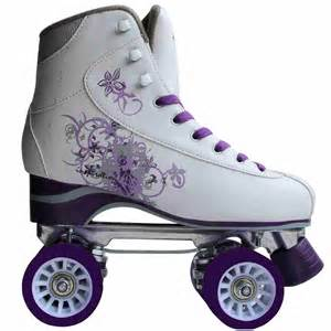 patin artistico landway u s a cuero base aluminio patines