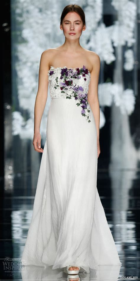 yolancris 2016 orchid wedding dress collection crazyforus