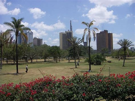 Uhuru Gardens by Pictures Of Downtown Nairobi